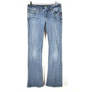 Silver Jeans Tina Tab Jeans Size 28/31